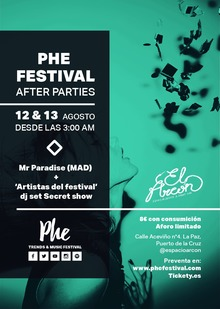 Phe Festival After Parties