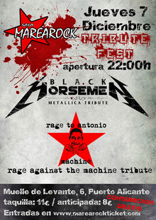 Tribute Fest: Metallica + Rage Against the Machine
