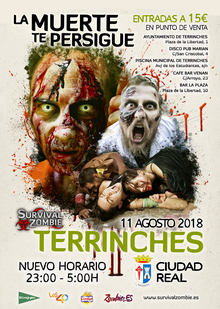 SURVIVAL ZOMBIE: TERRINCHES (CIUDAD REAL)