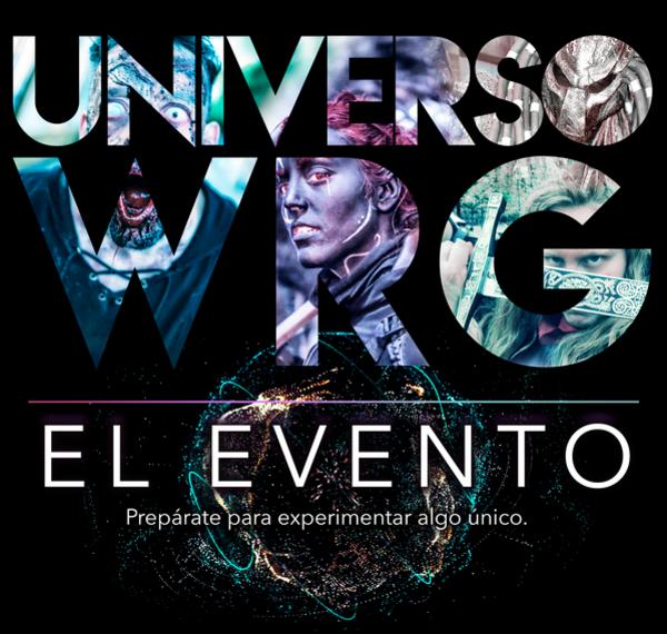 Entradas para Universo WRG (Aldealix) en Aldealix en Zombies.es 73621eb9aa9