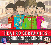 Web 2018 12 29 almeria beatles weekend