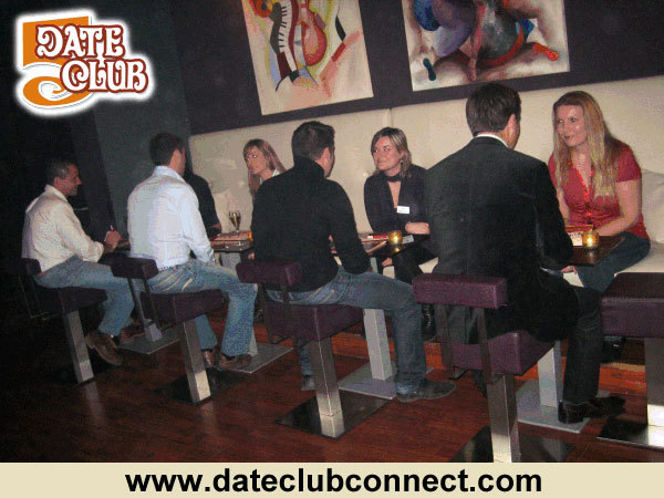 Dateclub speed dating madrid