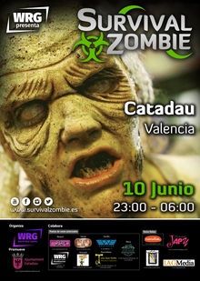 SURVIVAL ZOMBIE: CATADAU (VALENCIA)