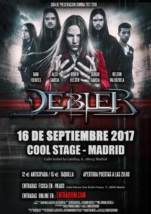 DEBLER EN MADRID.