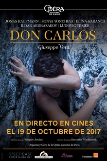 Don Carlos. En directe des de l'Opéra National de Paris