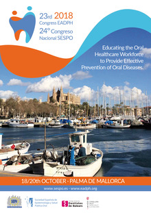 23 rd EADPH 2018 - 24º CONGRESO NACIONAL SESPO -- If you want to register please contact directly to the technical secretariat: info@mallorcaemotions.com