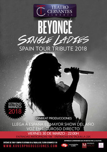 "BEYONCÉ ""Single Ladies"" Spain Tour Tribute 2018"
