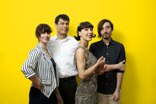 The Octopus Project (Peek-A-Boo records, USA) + Sid's Seed