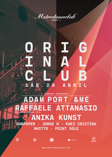 ORIGINAL CLUB MDC :: SAB. 28 ABRIL