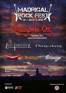 Madrigal Rock Fest
