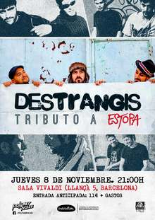 DESTRANGIS (Tributo a Estopa)