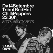 Tribut RED HOT CHILLIPEPPERS al Sarau08911